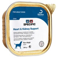 SPECIFIC CKW Heart & Kidney Support Wet Dog Food big image