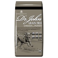 Dr John Grain Free Adult Dry Dog Food (Chicken & Potato) big image