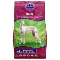Alpha Racer Dry Dog Food 15kg big image