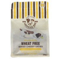 Laughing Dog Cheesy Oaties Dog Treats 250g big image