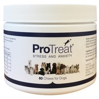 VetUK ProTreat Stress and Anxiety Dog Chews big image