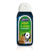 Johnson's Puppy and Kitten Shampoo big image