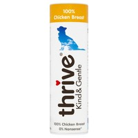 Thrive 100% Kind and Gentle Dog Treats (Chicken) 25g big image