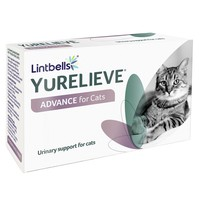 Lintbells YuRELIEVE ADVANCE for Cats (30 Capsules) big image