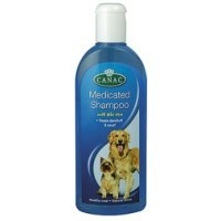 Canac Medicated Dog Shampoo 250ml big image