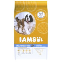 Iams ProActive Health Puppy & Junior Food for Large Breeds 12kg big image