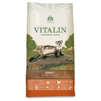 Vitalin Dry Ferret Food (British Chicken) big image