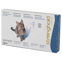 Stronghold 45mg Spot-On Solution for Cats big image