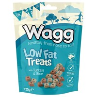 Wagg Low Fat Treats for Dogs 125g big image