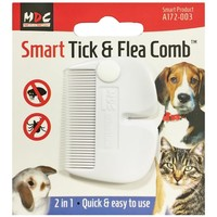 Smart 2-in-1 Flea and Tick Comb big image