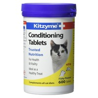 Kitzyme Conditioning Cat Tablets big image