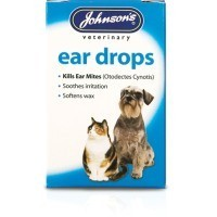 Johnson's Ear Drops 15ml big image
