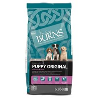 Burns Original Puppy Food (Chicken and Rice) big image