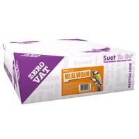 Unipet Suet To Go Suet Pellets for Birds (Mealworm) 12.75kg big image
