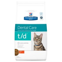 Hills Prescription Diet TD Dry Food for Cats big image