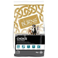 Burns Choice Dog Food (Chicken and Maize) big image