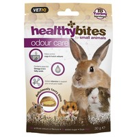 VetIQ Healthy Bites for Small Animals (Odour Care) 30g big image