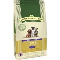 James Wellbeloved Senior Dog Small Breed Lamb and Rice big image