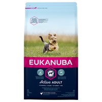 Eukanuba Active Adult Toy Breed Dog Food (Chicken) 2kg big image