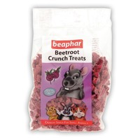 Beaphar Beetroot Crunch Small Animal Treats 150g big image