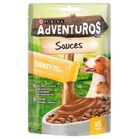 Purina Adventuros Sauces Wild Turkey (5 x 25g) big image
