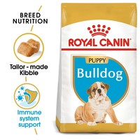 Royal Canin Bulldog Dry Puppy Food big image