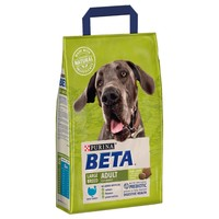 Purina Beta Large Breed Adult Dog Food 14kg (Turkey) big image