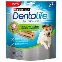 Purina Dentalife Dental Chews for Small Dogs big image