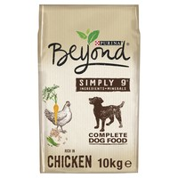Purina Beyond Simply 9 Rich in Chicken with Whole Barley 10kg big image