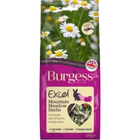 Burgess Excel Mountain Meadow Herbs 120g big image