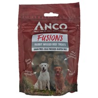 Anco Fusions Dog Treats (Beef & Rabbit) big image