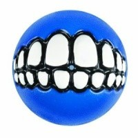 Rogz Grinz Treat Ball Blue big image