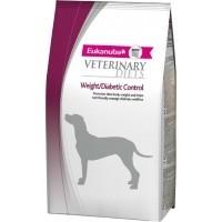 Eukanuba Weight Diabetic Control Canine Dog Dry 12Kg big image