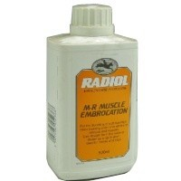 Radiol MR Muscle Embrocation for Dogs & Horses 500ml big image
