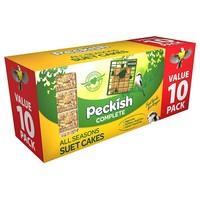 Peckish Complete All Seasons Suet Cake (10 Pack) big image