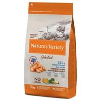 Nature's Variety Selected Dry Cat Food (Norwegian Salmon) 1.25kg big image