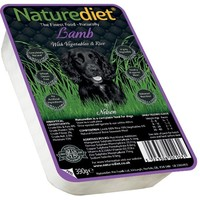 Naturediet Adult Dog Food 18 x 390g (Lamb/Rice/Vegetables) big image