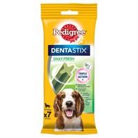 Pedigree Dentastix Fresh Medium Dog Treats big image