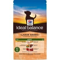 Hills Ideal Balance Large Breed Adult Dog Food (Chicken & Rice) big image