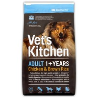 Vet's Kitchen Adult Dog Food 7.5kg (Chicken & Brown Rice) big image