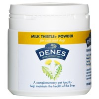 Denes Milk Thistle+ Powder for Cats and Dogs 50g big image