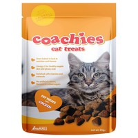Coachies Cat Treats with Chicken 65g big image