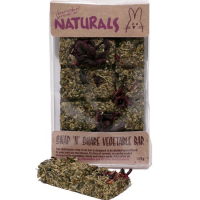 Boredom Breaker Naturals Snap 'N' Share Vegetable Bar 125g big image