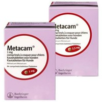 Metacam 2.5mg Chewable Tablets for Dogs big image