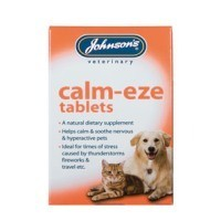 Johnson's Calm-Eze Tablets for Cats and Dogs (36 Tablets) big image