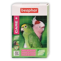 Beaphar Care+ for Parrots and Cockatoos 1kg big image