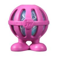 JW Crackle Heads Cuz Dog Toy (Small) big image