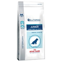 Royal Canin Vet Care Nutrition Neutered Dry Food for Large Junior Dogs 12kg big image