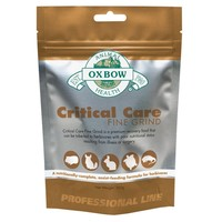 Oxbow Critical Care Fine Grind 100g big image