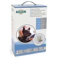 Staywell Petsafe Aluminium Small Pet Door 600 big image